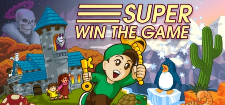 Super Win the Game  (Steam Key / ROW / Region Free)