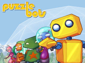 Puzzle Bots  (Steam Key / ROW / Region Free)