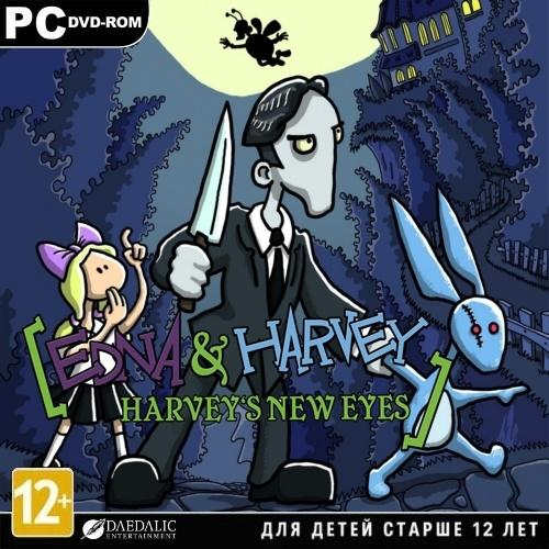 Edna & Harvey: Harvey´s New Eyes(Steam Key/Region Free)