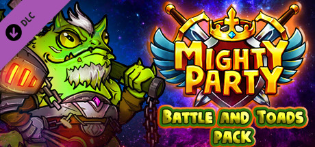 Mighty Party: Battle and Toads Pack DLC (Steam Key/ROW)
