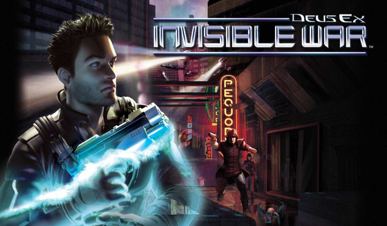 Deus Ex: Invisible War  (Steam Key / ROW / Region Free)