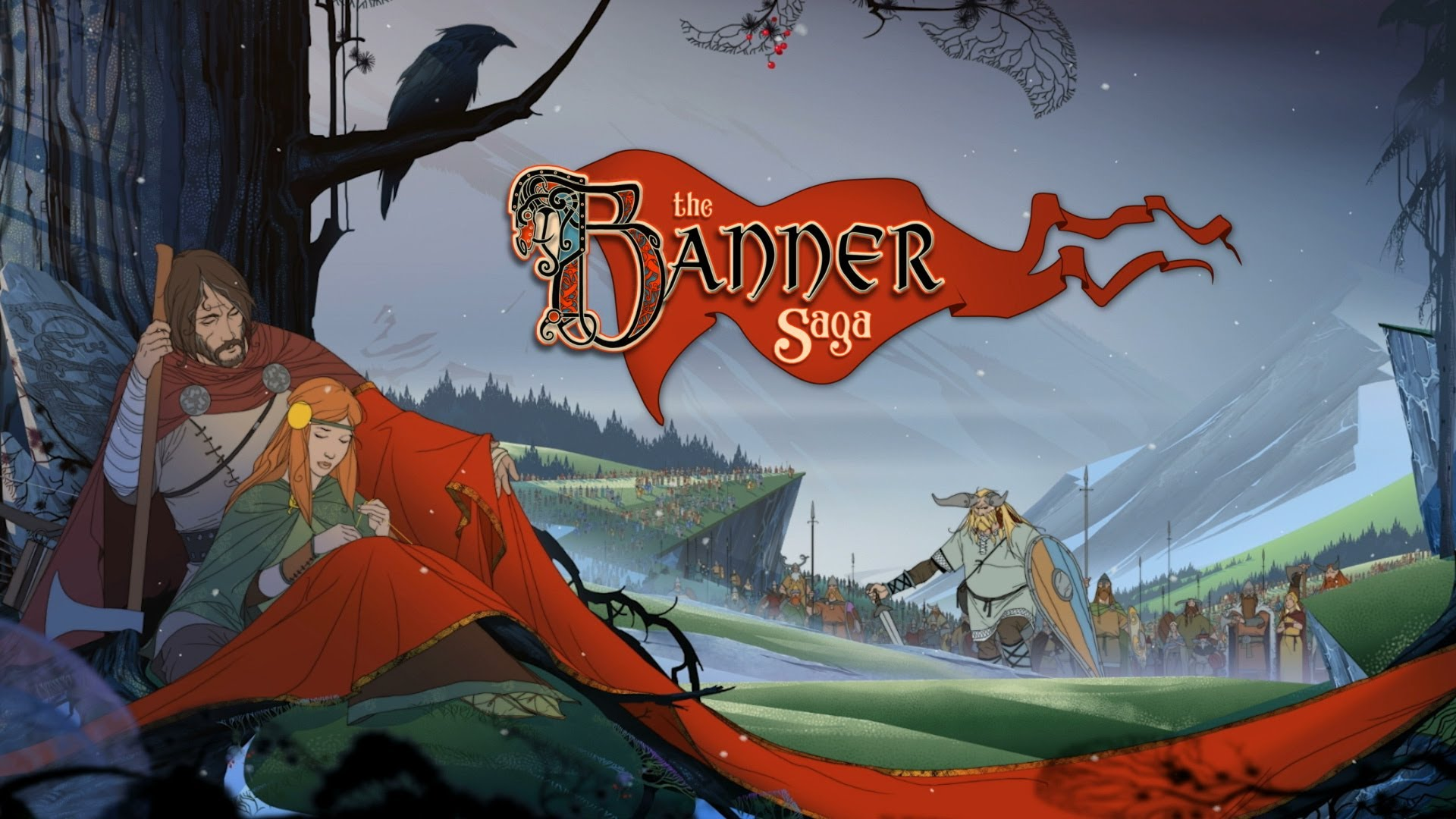The Banner Saga (Steam Key/Region Frее)