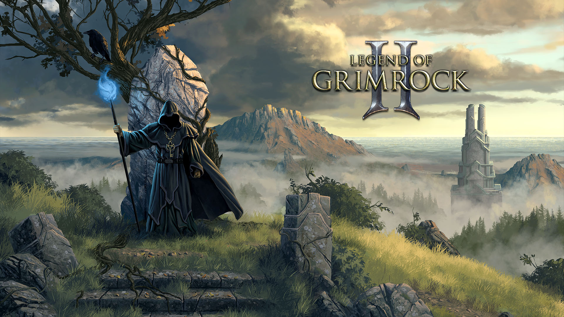 Legend of Grimrock 2 (Steam Key / ROW / Region Free)