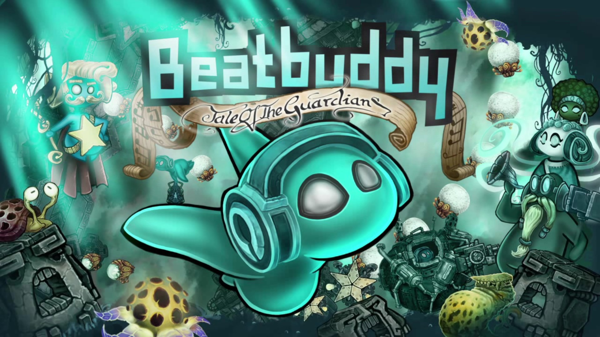 Beatbuddy: Tale of the Guardians (Steam Key / ROW)