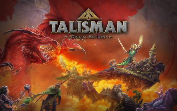 Talisman: Digital Edition (Steam Key / ROW / RegFree)
