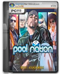 Pool Nation  (Steam Gift / ROW / Region Free) HB link