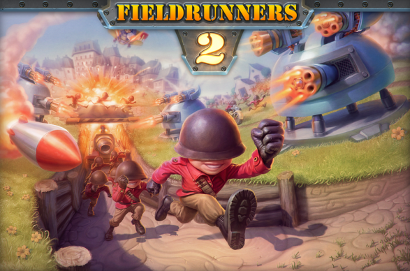 Fieldrunners 2 (Steam Key / ROW / Region Free)
