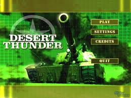 Desert Thunder  (Steam Key / Region Free)