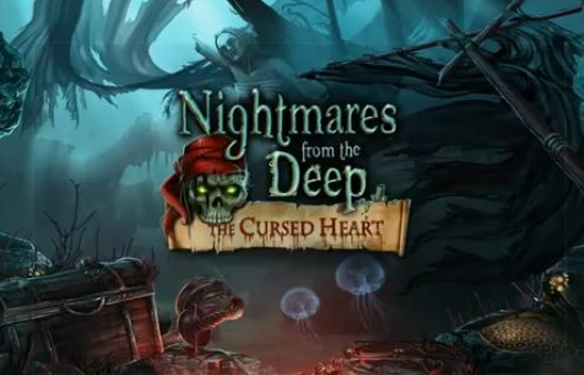 Nightmares from the Deep: The Cursed Heart (Steam Key)