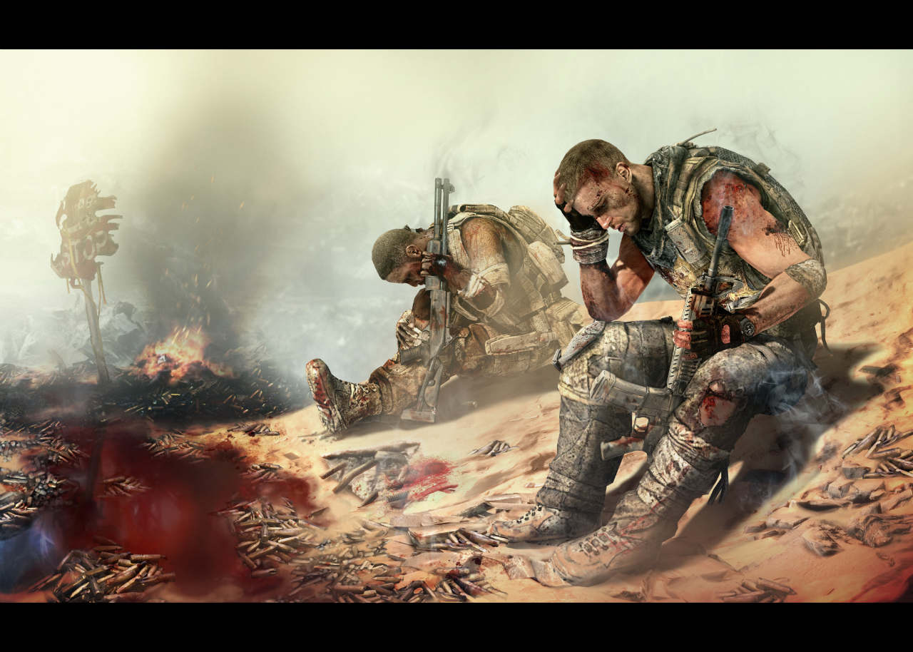 Spec Ops: The Line  (Steam Key / ROW / Region Free)