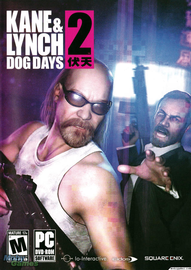 Kane & Lynch 2: Dog Days(Steam Gift/Region Free)HB link