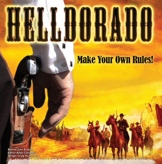 Helldorado (Steam Gift / Region Free)
