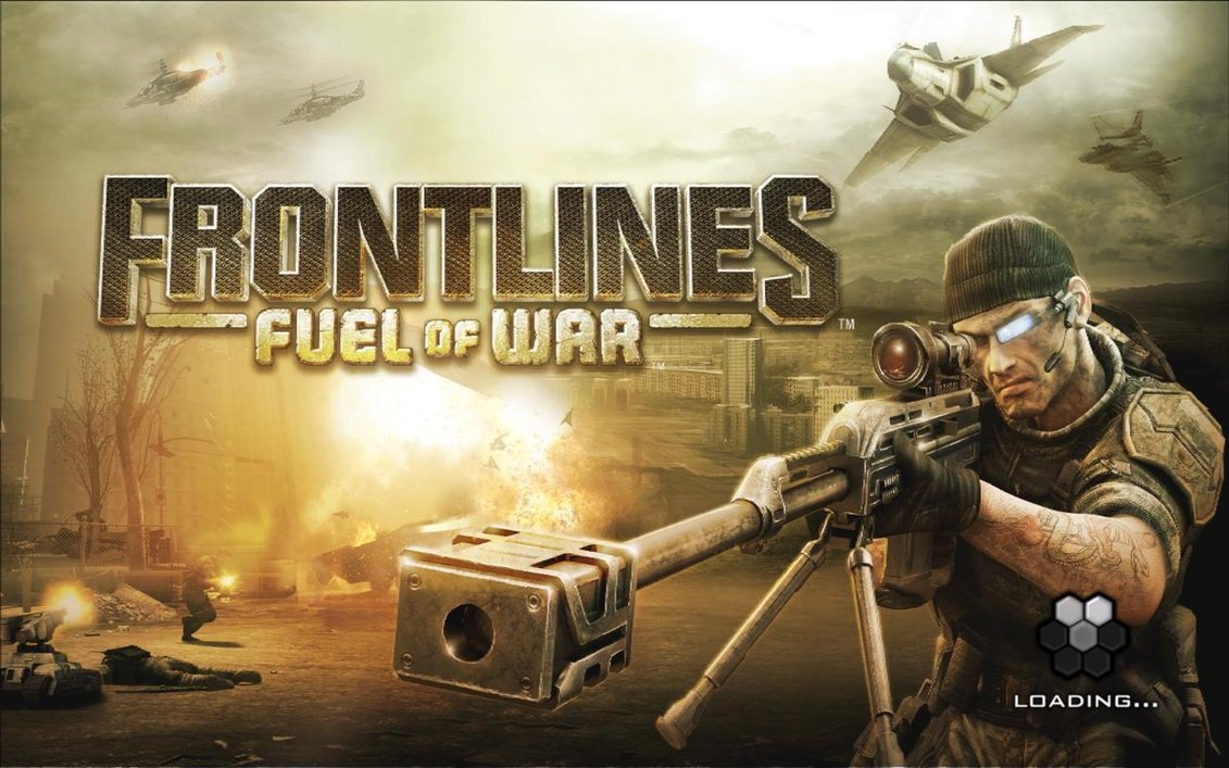 Frontlines: Fuel of War (US / AU)   (Steam Аккаунт)