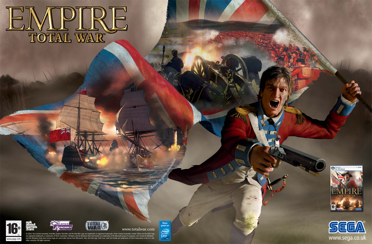 Napoleon: Total War Bundl+ Empire: Total War Collection.