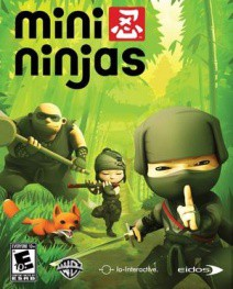Mini Ninjas  (Steam Gift / ROW / Region Free) HB link