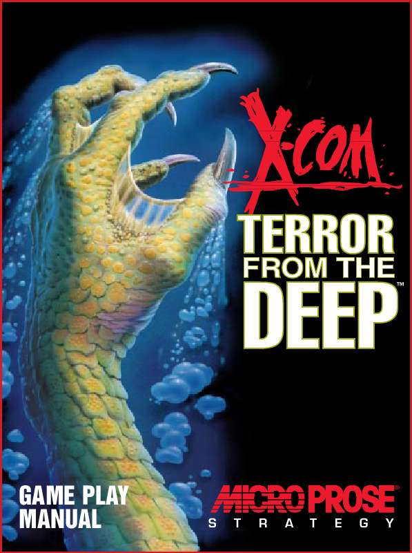 X-COM: Terror from the Deep  (Steam Gift / ROW) HB link