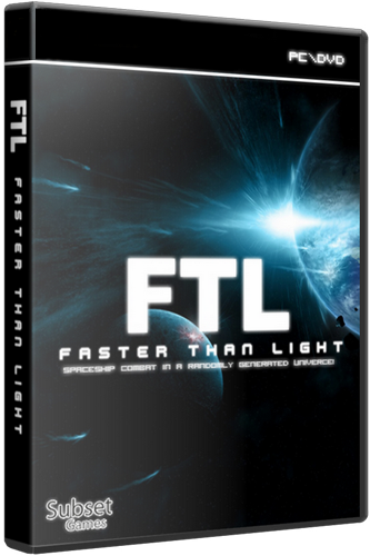 FTL: Faster Than Light Advanced Edition (Steam Key/ROW)
