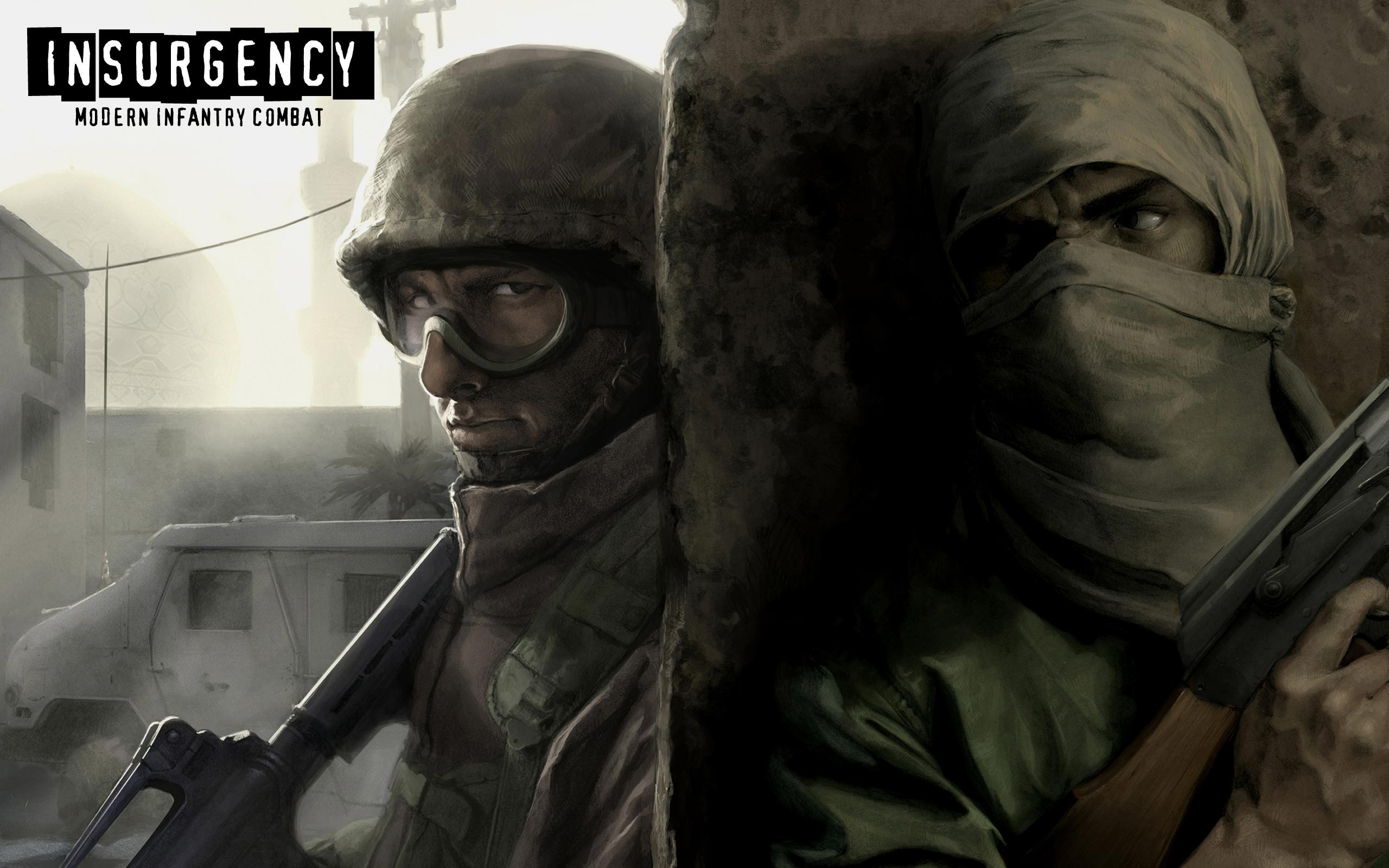 Insurgency (Steam Gift / ROW / Region Free) HB link