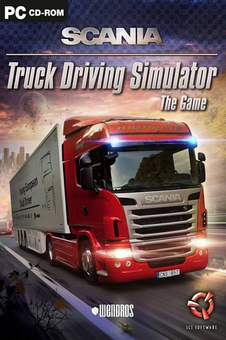 Scania Truck Driving Simulator(Steam Key / Region Free)