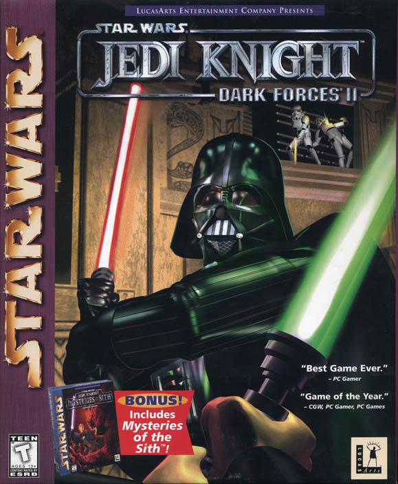 Star Wars Jedi Knight: Dark Forces II  ( Steam Key )