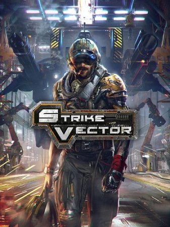 Strike Vector (Steam Gift/ROW/Region Free) HB link