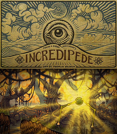 Incredipede  ( Steam Gift / ROW / Region Free ) HB link