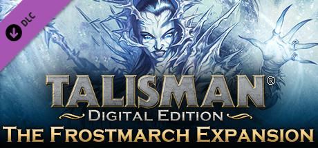 Talisman Digital Edition Frostmarch Expansion (Steam)