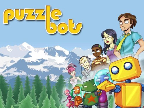 Puzzle Bots  (Steam Gift / ROW / Region Free) HB link