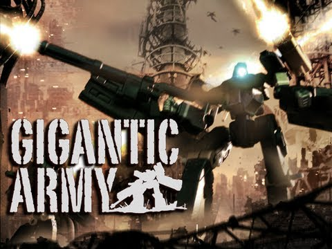 GIGANTIC ARMY (Steam Gift / ROW / Region Free) HB link