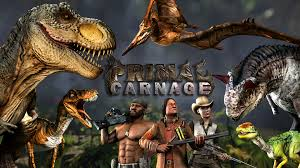 Primal Carnage (Steam Gift / ROW / Region Free) HB link
