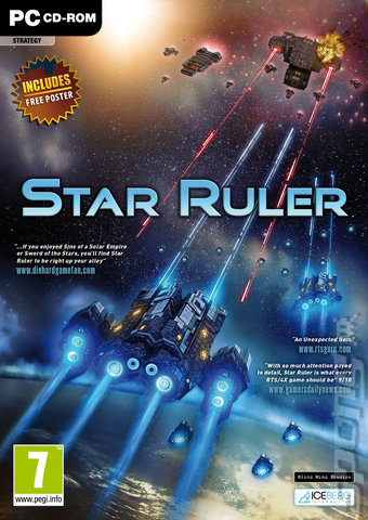 Star Ruler  ( Steam Gift / ROW / Region Free ) HB link