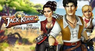 Jack Keane 2: The Fire Within  (Steam Gift/ROW) HB link