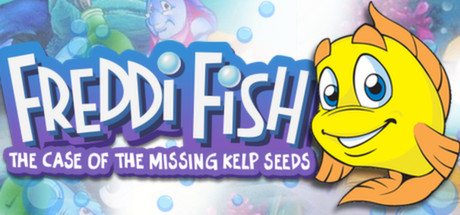 Freddi Fish 1: The Case of the Missing Kelp Seeds Steam