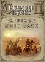 Crusader Kings II - African Unit Pack (Steam Gift/ROW)