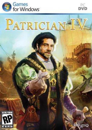 Patrician IV  (Steam Gift / ROW / Region Free) HB link