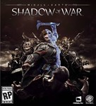 Middle-earth: Shadow of War (STEAM) +DLC +ПОДАРКИ