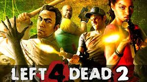 Left 4 Dead 2 + Just Cause 2  (Steam account)