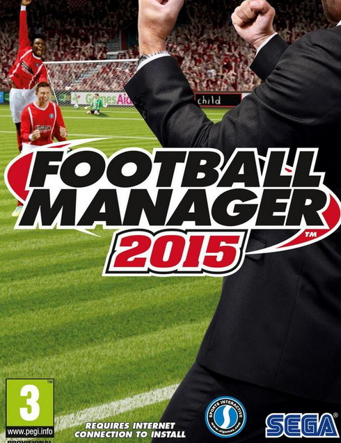 Football Manager 2015 [ Steam Gift - RU CIS ]