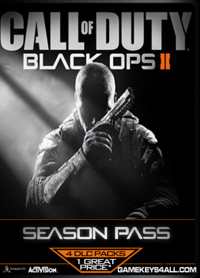 Black Ops 2 Season Pass [ Steam Gift - RU CIS ]