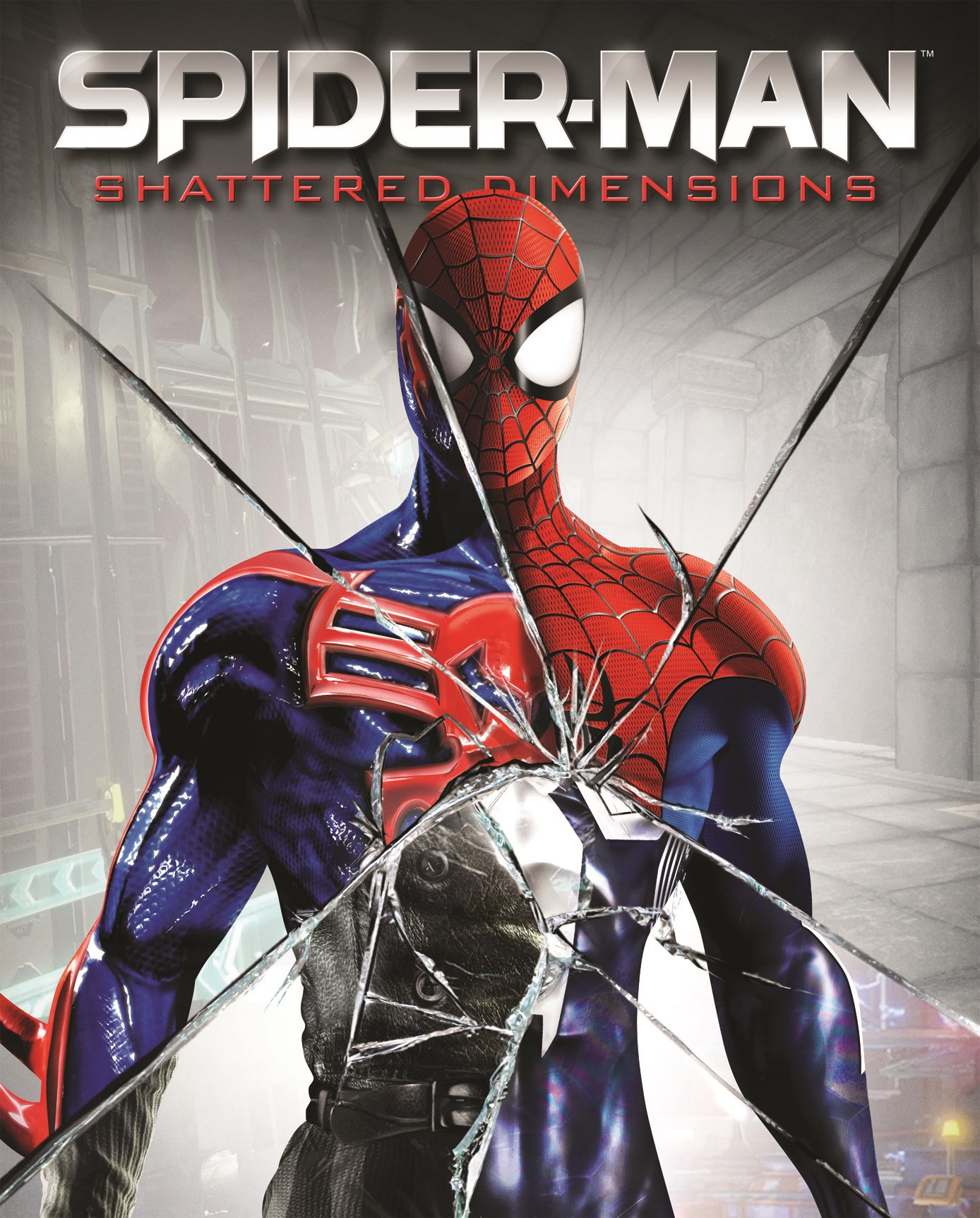 SPIDER-MAN: SHATTERED DIMENSIONS (Steam)(Region Free)
