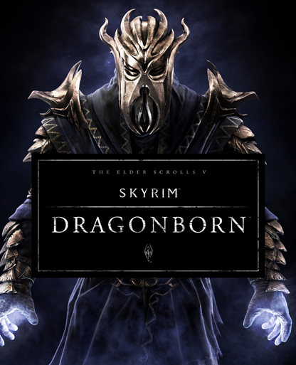 TES V: SKYRIM DRAGONBORN (DLC) (Steam) + ПОДАРОК
