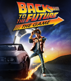 BACK TO THE FUTURE (Steam) (Region Free) (ALL EPISODES)