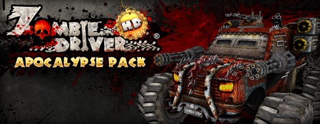 ZOMBIE DRIVER HD + DLC (Steam) (Region Free)