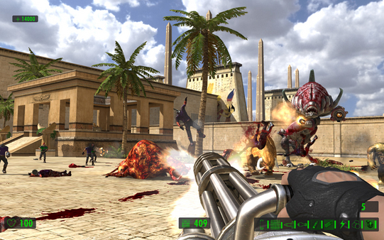 SERIOUS SAM HD: DOUBLE PACK(2 GAMES)(Steam)(RegionFree)