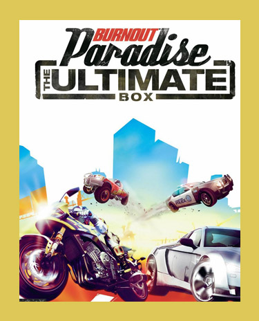 BURNOUT PARADISE: ULTIMATE BOX (Origin)(RegionFree)