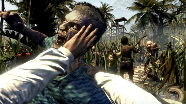 DEAD ISLAND GOTY (Steam)(Region Free)