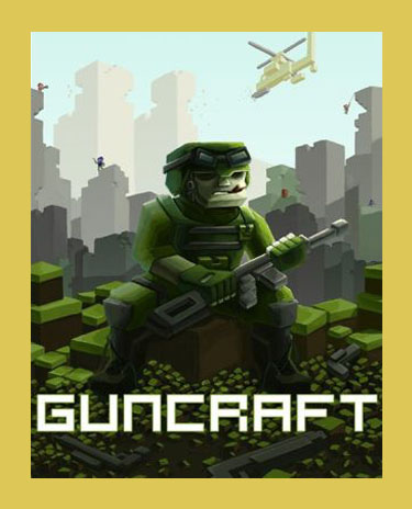 GUNCRAFT (Steam) (Region Free)