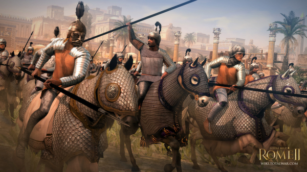 TOTAL WAR: ROME II 2 EMPEROR ED. (Steam)(Region Free)