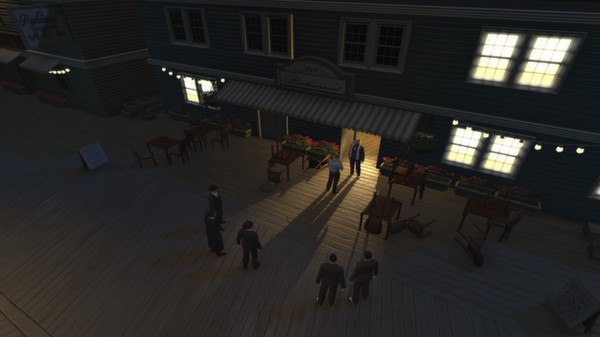 OMERTA - CITY OF GANGSTERS (Steam) (Region Free)