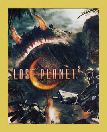 LOST PLANET 2(Steam)(Region Free)